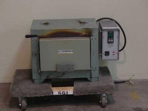 Thermolyne F-6020  1200 C Muffle Furnace w/Furnatrol 53600 Controller