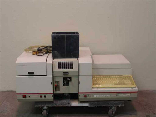 Varian SpectrAA-600  Atomic Absorption Spectrophotometer System