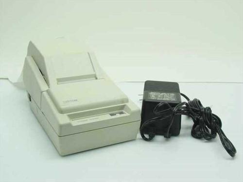 Epson TM-U300PC  Receipt Printer POS - broken hinge on cover