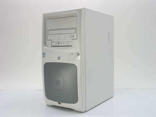 Gateway V800 CS  800 MHz Celeron Mini Tower Micro ATX SAN Profesion