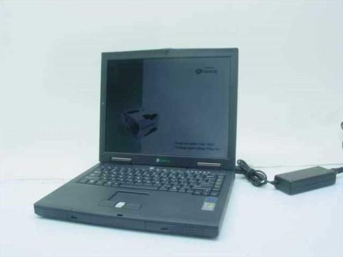"Gateway 3501431  Solo 1450 PIII 1.33GHz Celeron 14.1"" TFT 256 MB 2"