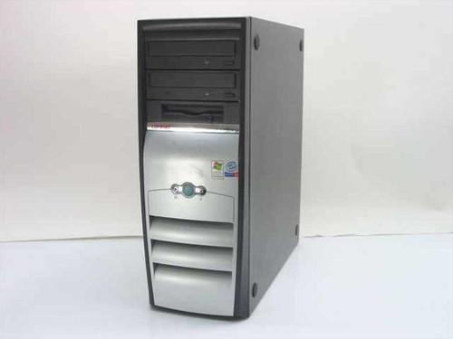 Compaq D51C/P2A/40/p/256c US  Evo D510 Tower Computer 2.0 Ghz P4 256/40
