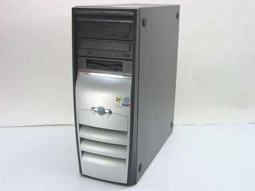 Compaq D51C/P1.8/20/p/256c US  Evo D510 Tower Computer 1.8 Ghz P4 256/20