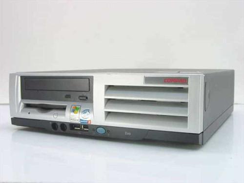 Compaq D51S/P2.4/40/K/256c US  Evo D510 Desktop Computer 2.4 Ghz Small FF