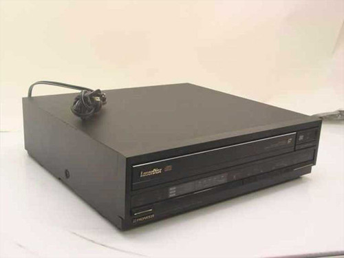 Pioneer CLD-1010  Compact Disc/Laservision Player