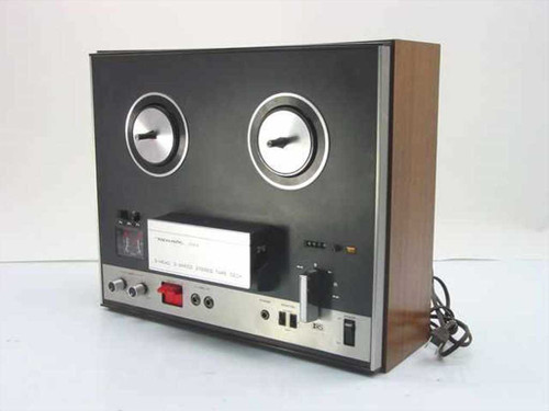 Realistic 999B  Reel to Reel Tape Deck Player Recorder
