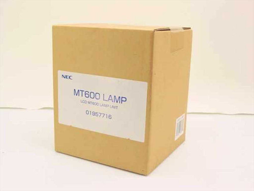 NEC MT600  Replacement lamp for MT600 LCD Projector