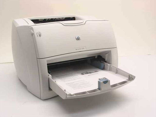 HP Q1334A  LaserJet 1300 Printer w/ C6502A Adapter