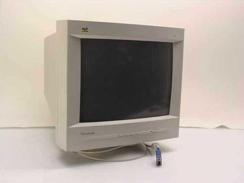 """Viewsonic VCDTS22037  17"""" SVGA Monitor"""