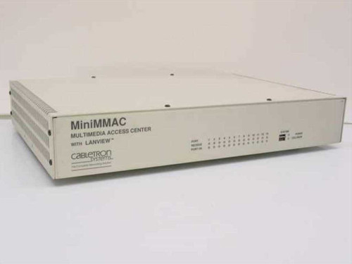 Cabletron Systems MiniMMAC  Multimedia Access Center with Lanview