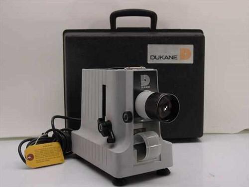 Dukane 28A55A  Model 500 Filmstrip Projector w/ Case
