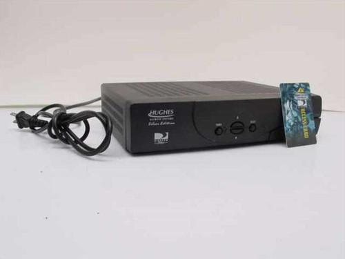 Hughes HIRD-E1  Direct TV Plus Receiver w/Card