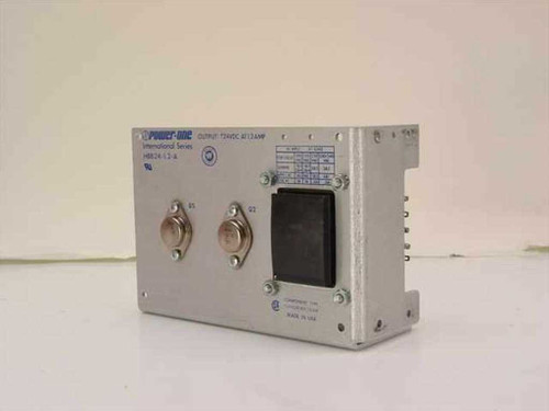 Power One HBB24-1.2-A  24 Volt 1.2 Amps Power One Linear Power Supply 1.2