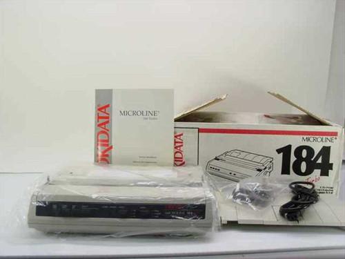 Okidata ML 184Turbo  9-pin Dot Matrix Printer GE5256D - New in Box
