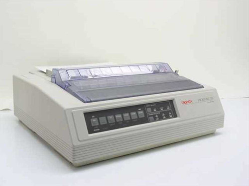 Okidata GE5258A  ML 520 9 Pin Dot Matrix Printer