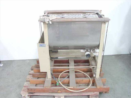 California Stainless Mfg. FP747  Darkroom Film Print Washer