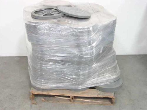 Plastic Reels  16mm Film Projectors Takeup Reels - Cases Bulk Pa