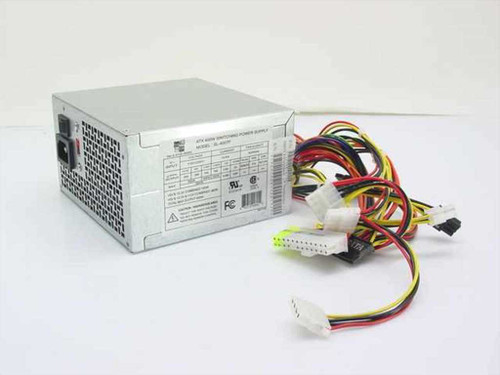 SolyTech SL-400TF  380W Power Supply