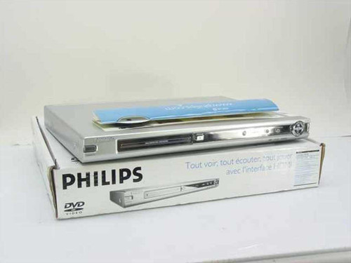 Philips DVP5900/37  DVD Player with HDMI Progressive Scan