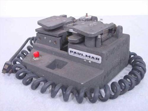 Paulmar 8/16mm  Motorized Automatic Hot Splicer Paul-Mar