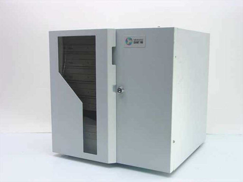 Meridian Data, Inc. 100  CD Net 100 Server Loaded with 6 CD Rom Drives