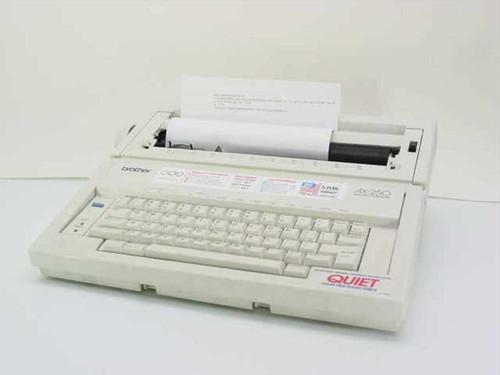 Brother AX-250  Quiet Electronic Typewriter