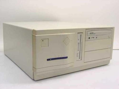 Custom AMD K6-2  333 MHz 64 MB Ram CD Floppy Desktop Computer