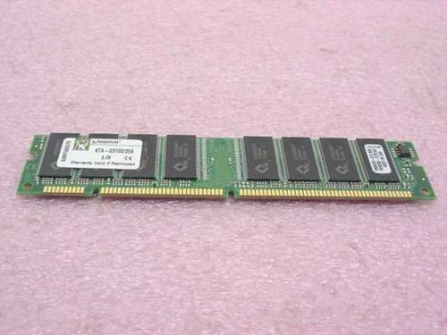 Kingston KTA-G3100/256  256MB PC100 SDRAM G3