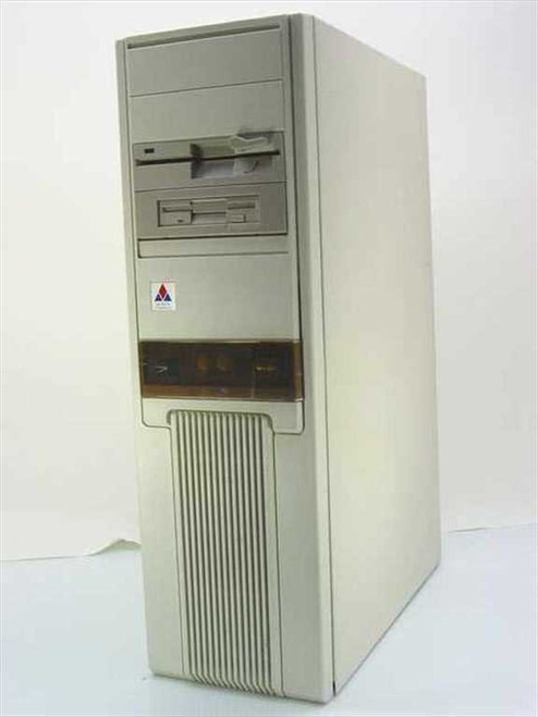 Quality Computers Inc. 486  486 Tower w/ AMI Bios Tower