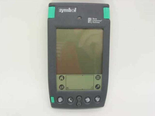 Symbol SPT1500-ZRG40400E  Symbol SPT1500 PalmOS PDA with built in Barcode Sc