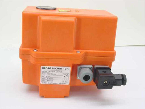 Georg Fischer EA20  Low Torque Non-Spring Return Rotary Actuator