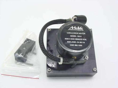 MeiVac 150-3  Vari-Q Drive Motor