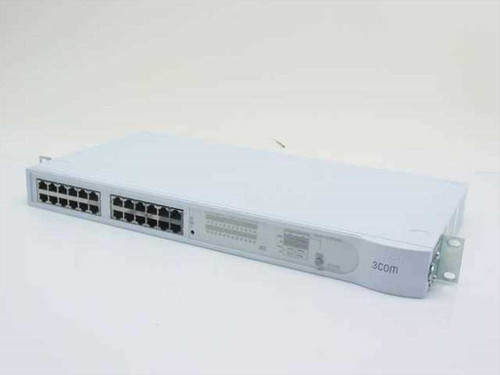 3COM 3C16465B  SuperStack 3 24 Port Switch 10/100Mb
