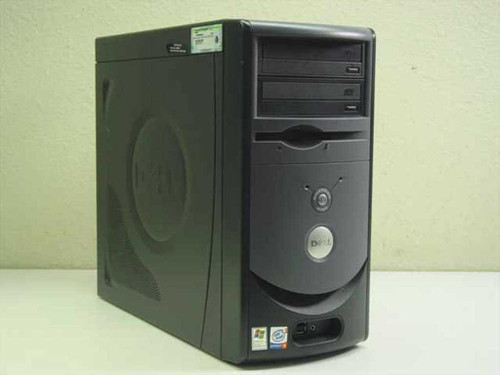 Dell Pentium 4 Tower Computer - Black Dimension 4700