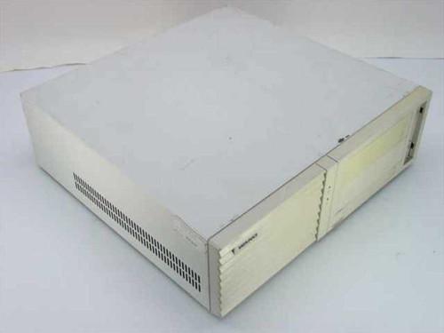 Wang UBP-0712-00  486SX/33 Desktop Computer