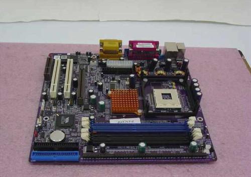ECS P4VMM2  Socket PGA478B System Board