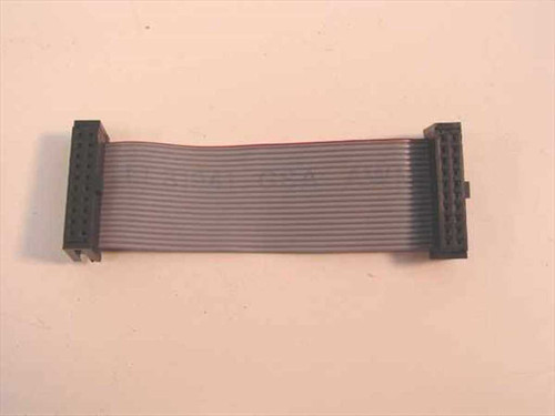 "Apple 20 Pin Floppy Drive Ribbon Cable 3.5"" long 590-0524-B"