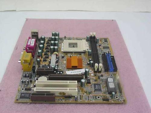 ECS K7SEM  Socket462 System Board
