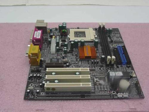ECS P6STMT  Socket PGA 370 System Board