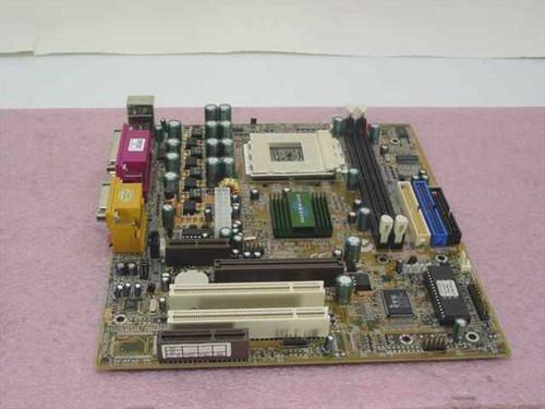 ECS 15-A01-010100  Socket 462 System Board