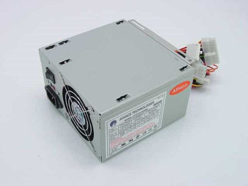 Avance Technologies ATX-12V-400MD  400W Temperature Controlled Power Supply