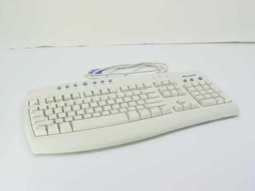 Microsoft X08-01062  Internet Keyboard
