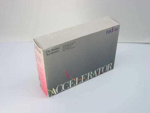 Radius SE ACC 880125 007  Accelerator Card for Macintosh SE
