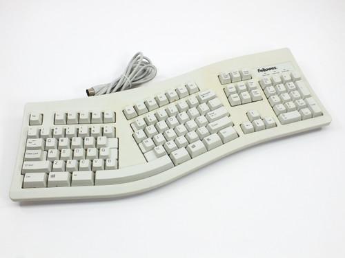 Micro Innovations KB-7903  AT Ergonomic Keyboard KB-93E