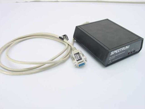 Spectrum 10881111  Serial Control Adapter RS-232/RS-485 Converter