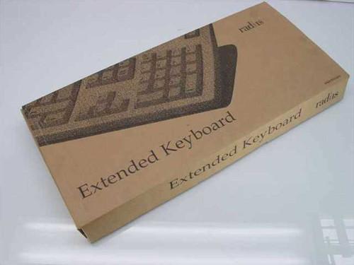 Radius 0011388-001  Extended Keyboard