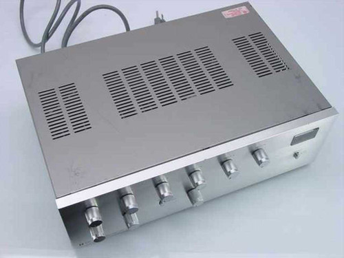 TOA A-906A  60 Watt 6 Channel Mixer Amplifier w/ L-01 & S-03
