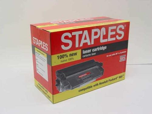 Staples STH-60  Laserjet 4 & 5 Toner Cartridge similar to HP 98A