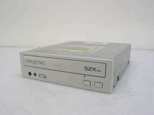 Creative Labs 52x IDE Internal CD-ROM Drive (CD5233E)