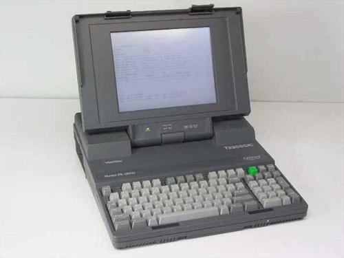 Toshiba Ventritex T3200SXC  Cadence Programmer PR-1500 Laptop - AS IS